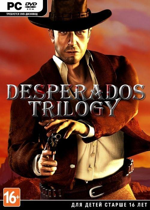 Desperados: Trilogy (2001-2007) PC