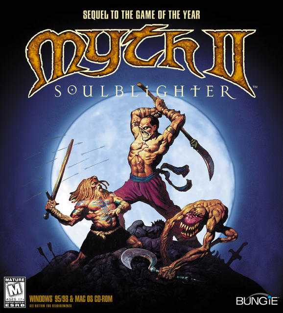 Myth II: Soulblighter (1998) PC