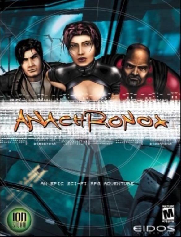 Anachronox (2001) PC