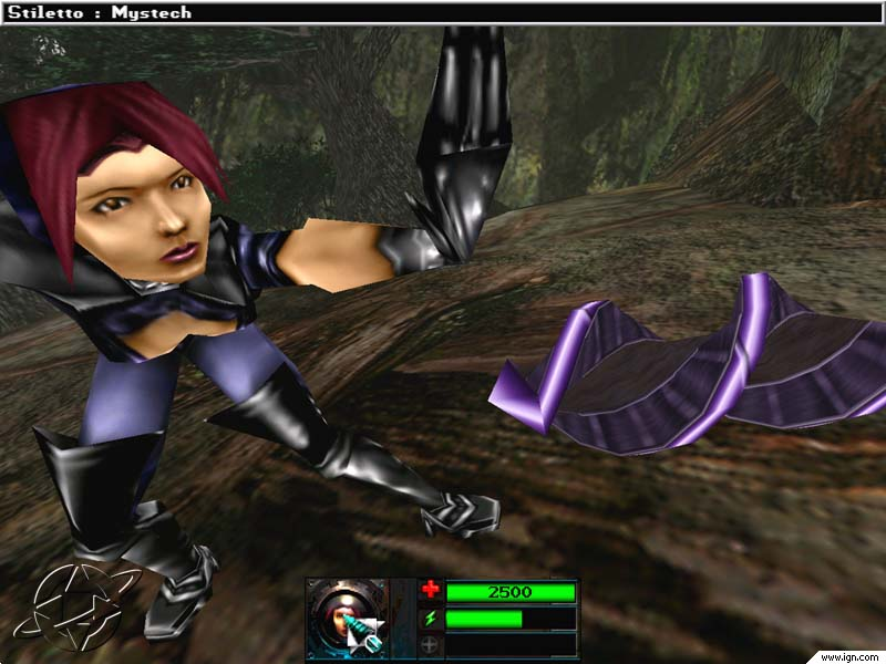 Скриншот Anachronox (2001) PC