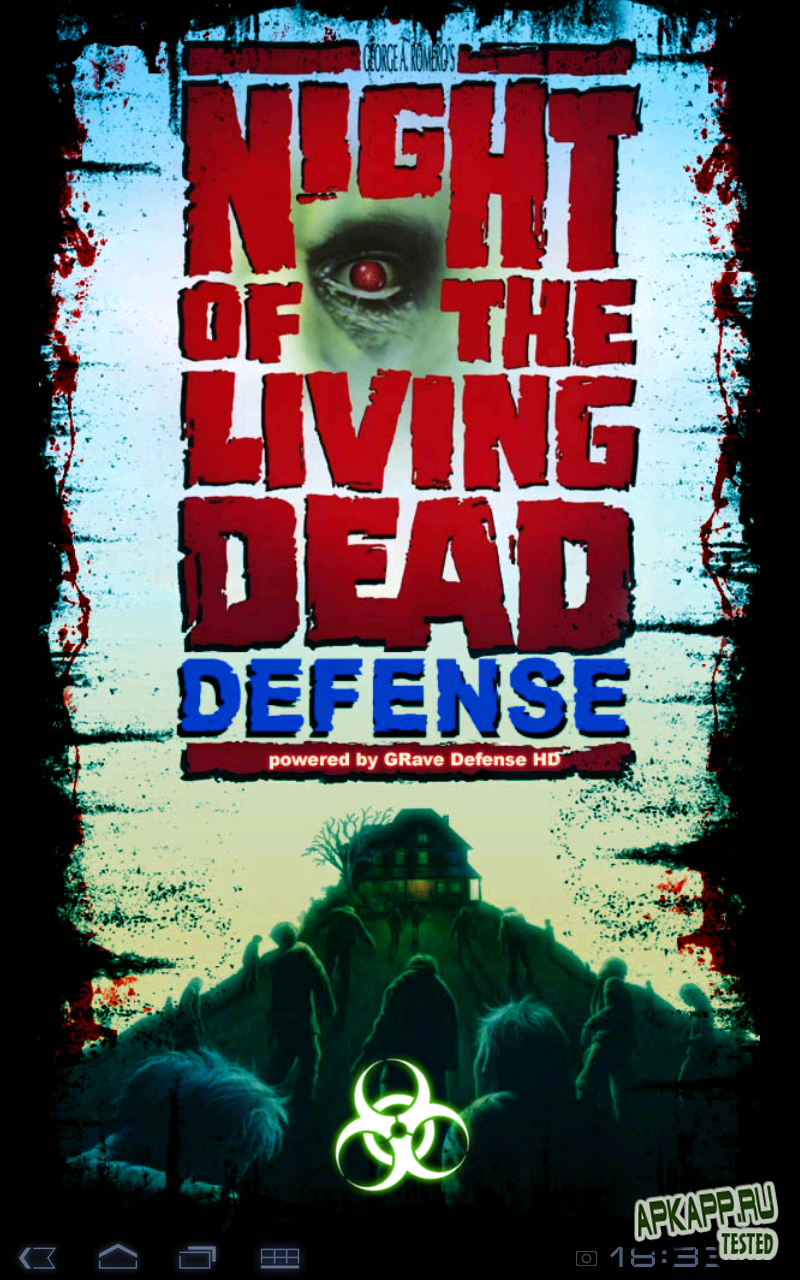 Night of the Living Dead Defense HD (2013) PC