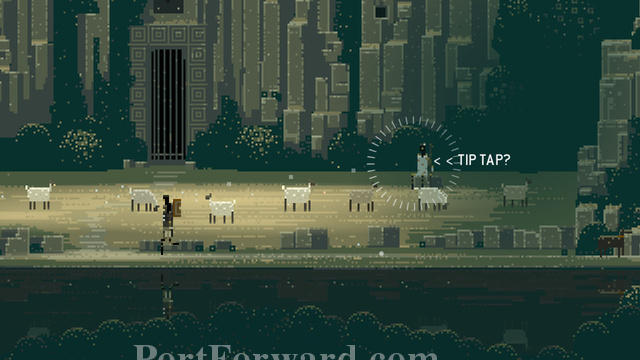 Скриншот Superbrothers: Sword & Sworcery EP (2012) PC
