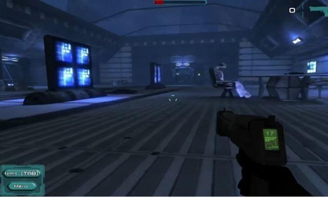 Скриншот Exterios (2013) PC