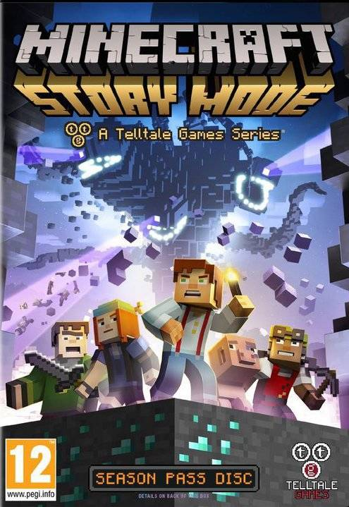 Minecraft: Story Mode - Season Two. Episode 1-3 (2017) PC