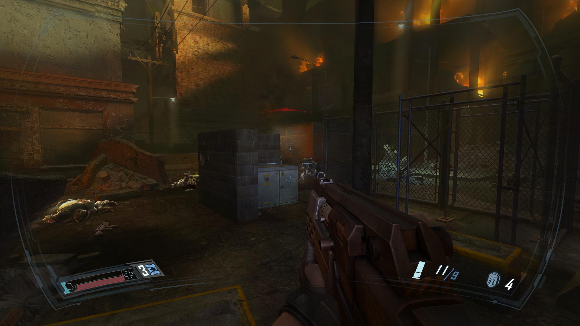 Скриншот F.E.A.R. 2 - Project Origin: Reborn (2010) PC