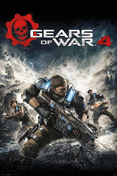Gears of War 4 [v.1.1] (2016) PC