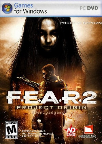 F.E.A.R. 2: Project Origin (2013) PC