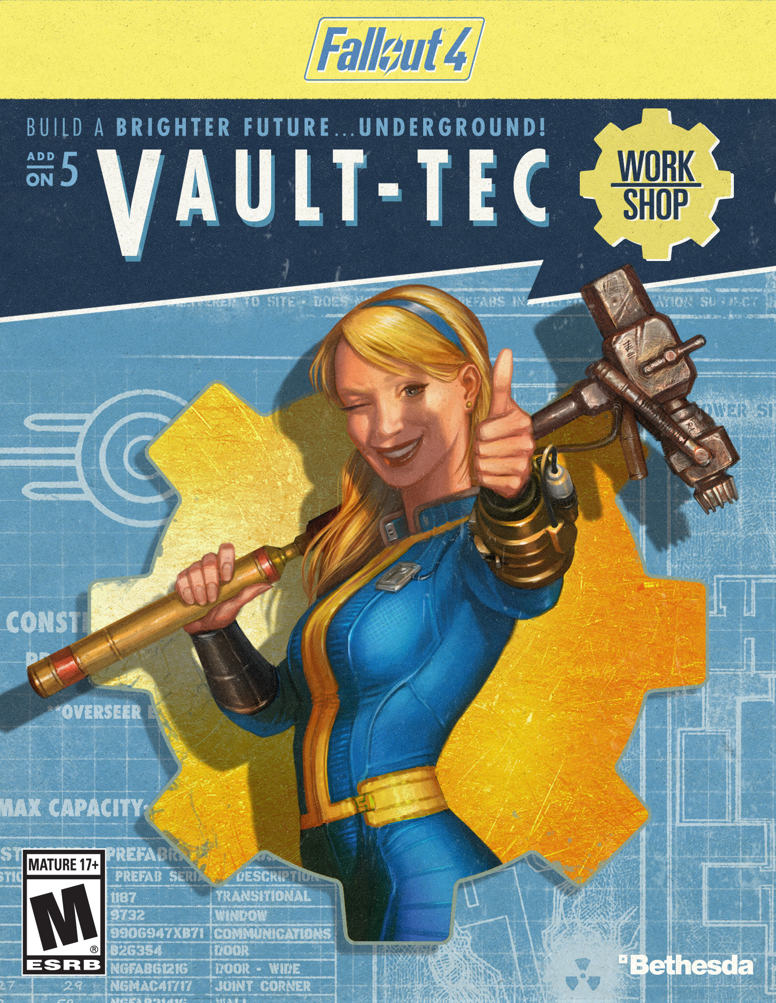 Fallout 4: Vault-Tec Workshop (2016) РС