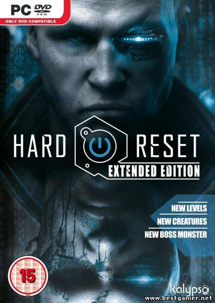 Hard Reset Redux [v.1.1.1.0] (2016) PC