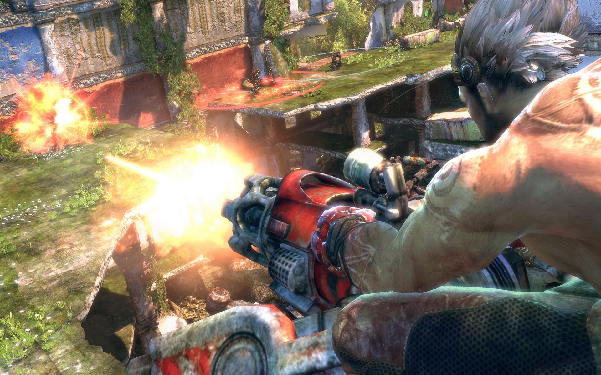 Скриншот Enslaved: Odyssey to the West [v.1.0] (2013) PC