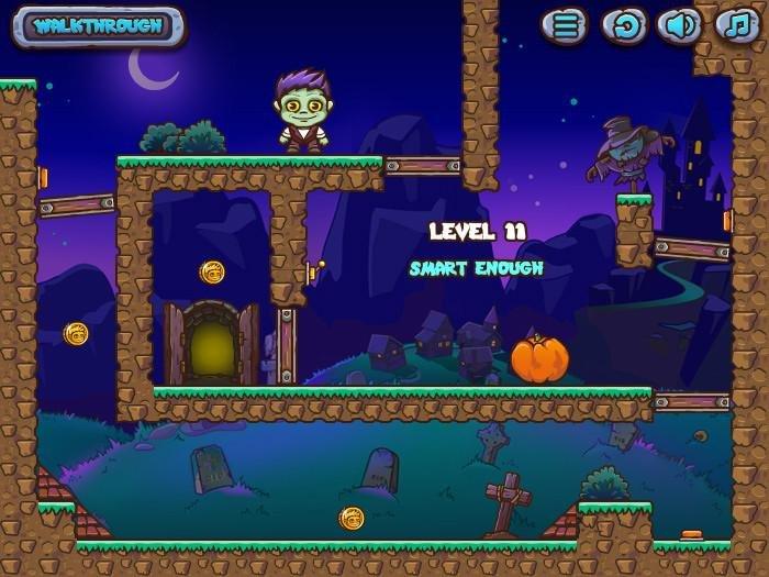 Скриншот Headless Zombie (2014) PC