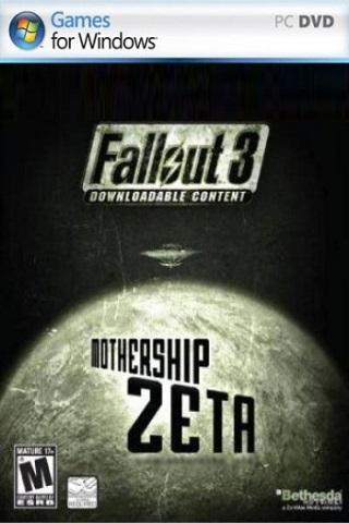 Fallout 3: Mothership Zeta (2010) РС