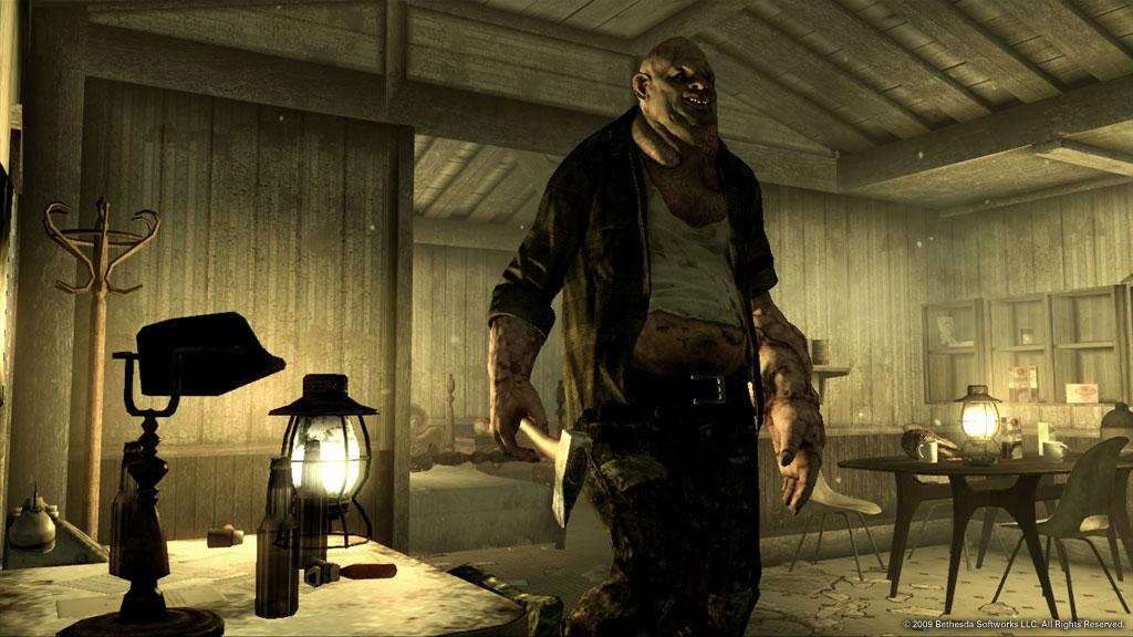 Скриншот Fallout 3: Point Lookout (2009) РС
