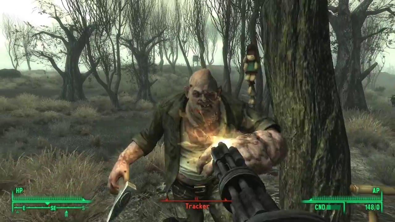 Fallout 3 сборка 2018 скачать торрент