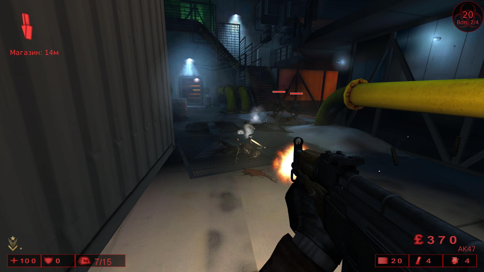 Скриншот Killing Floor (2016) PC