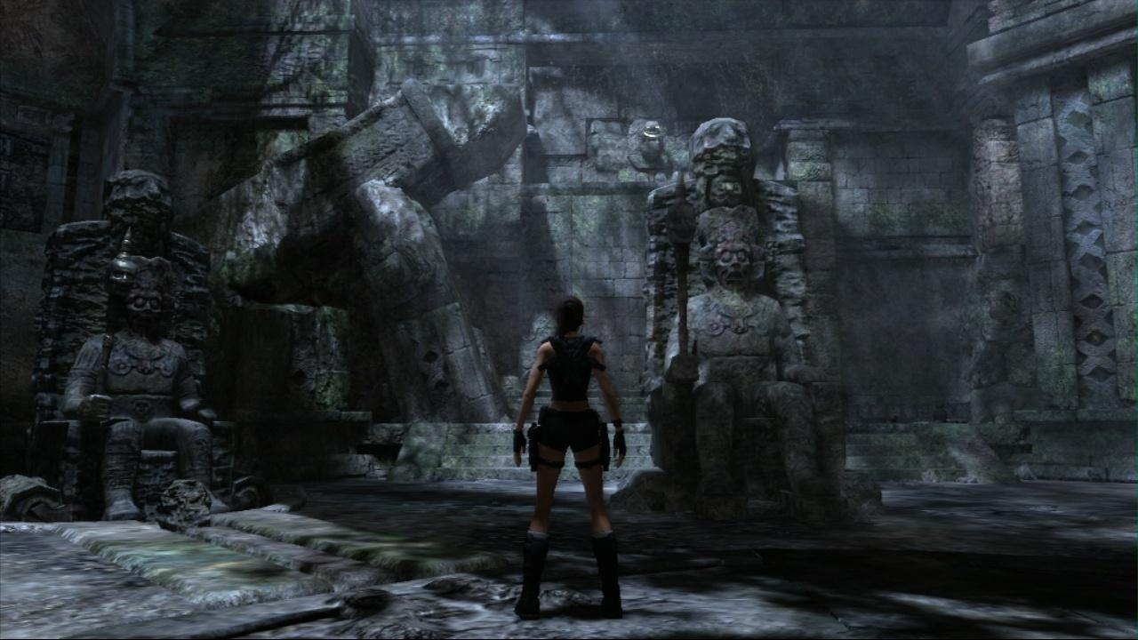 Скриншот Tomb Raider: Underworld (2008) PC