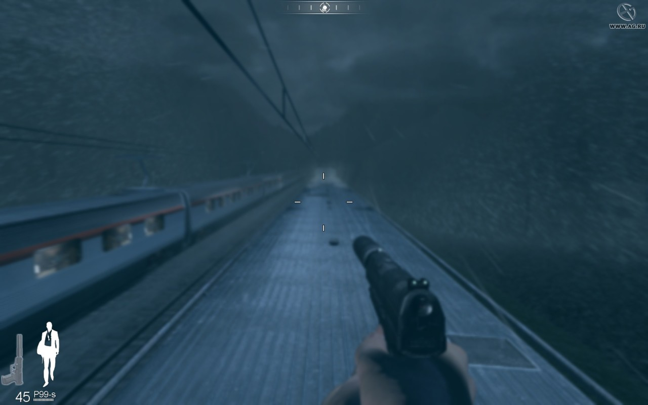 Скриншот 007: Квант милосердия / Quantum of Solace (2008) PC