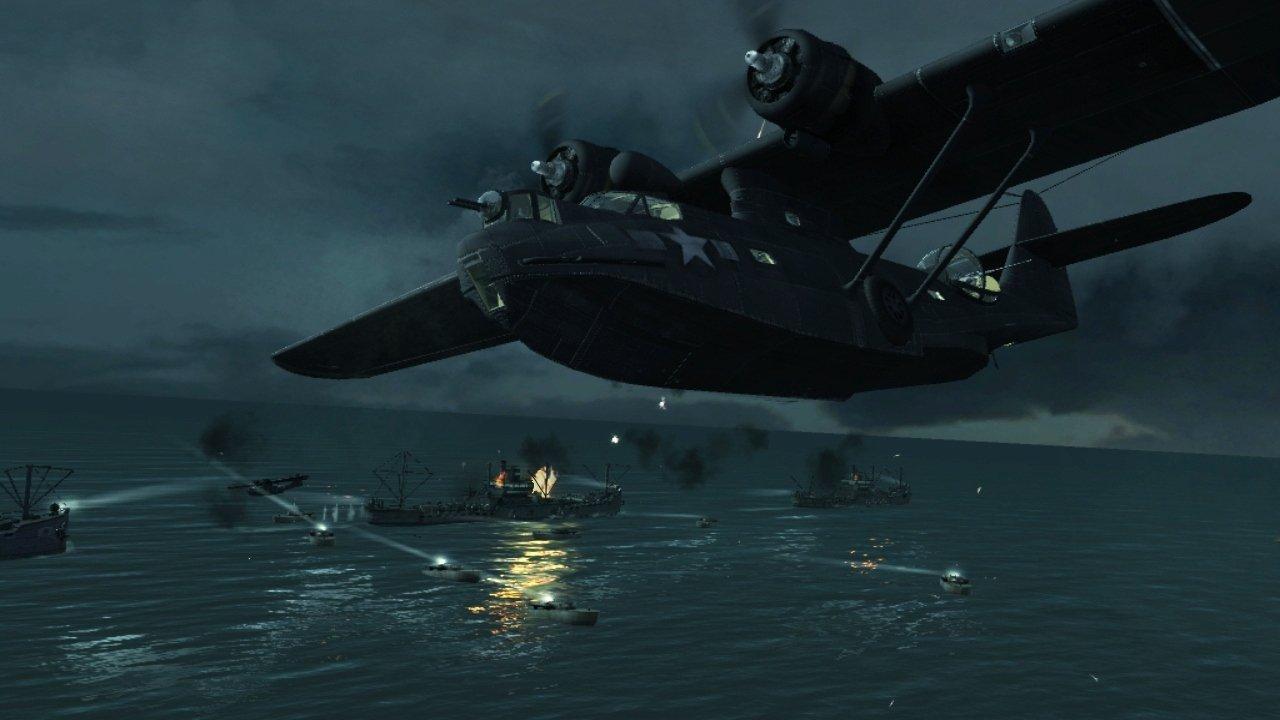 Скриншот Call of Duty: World at War (2008) PC