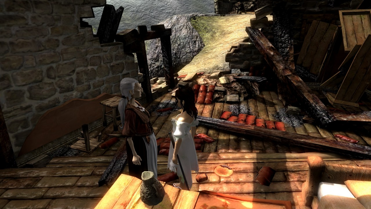 Скриншот Venetica: Gold Edition (2015) PC