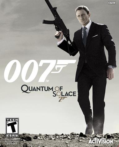 007: Квант милосердия / Quantum of Solace (2008) PC