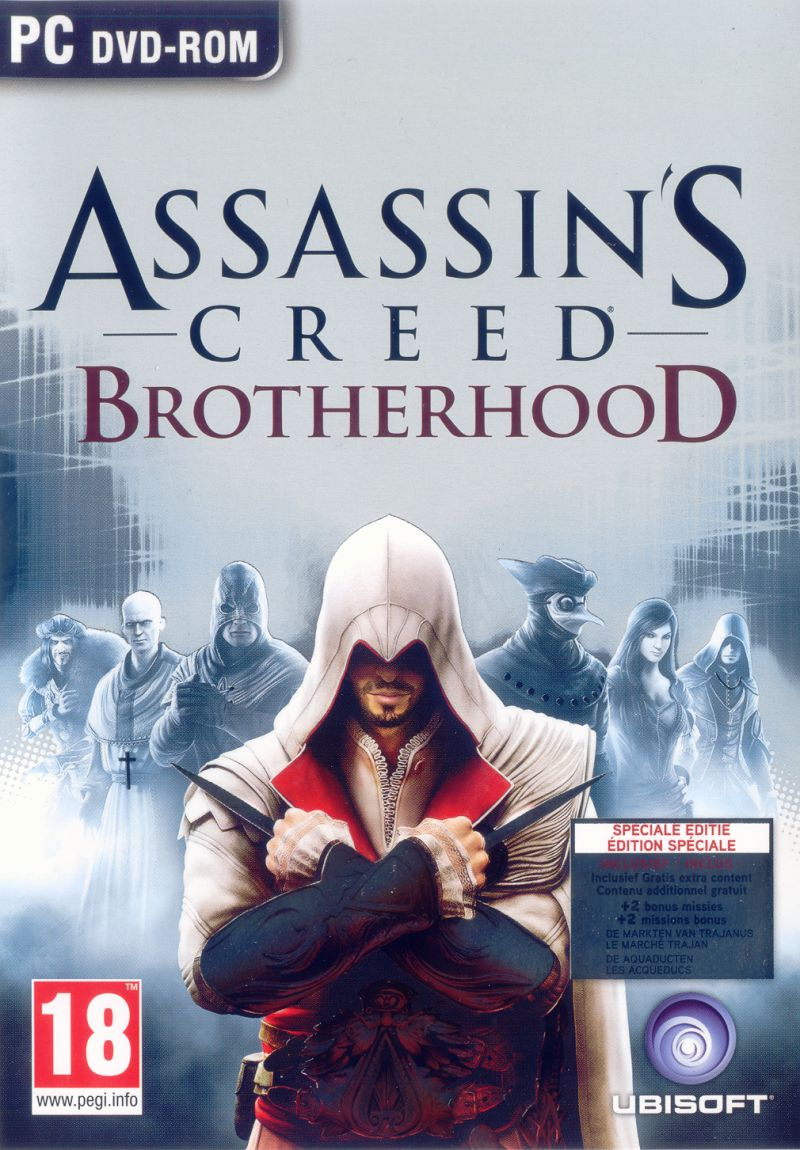 Assassin's Creed: Brotherhood [v.1.03] (2011) PC