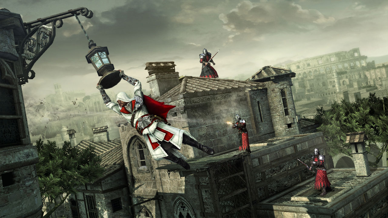 Скриншот Assassin's Creed: Brotherhood [v.1.03] (2011) PC