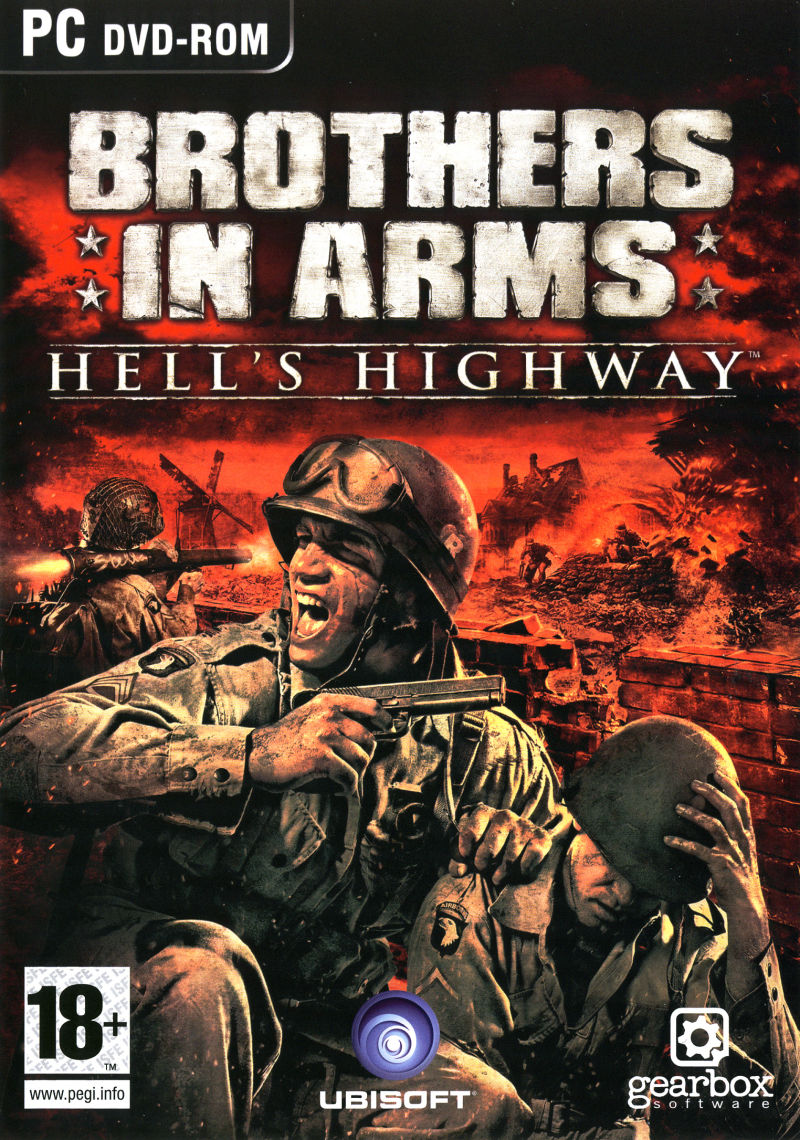 Brothers in Arms: Hell's Highway (2008) PC