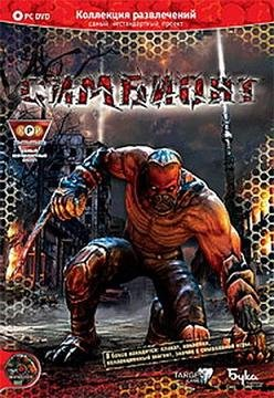 Симбионт / The Swarm (2008) PC