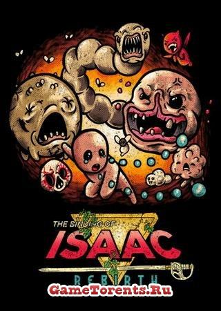 The Binding of Isaac Rebirth (2014) PC