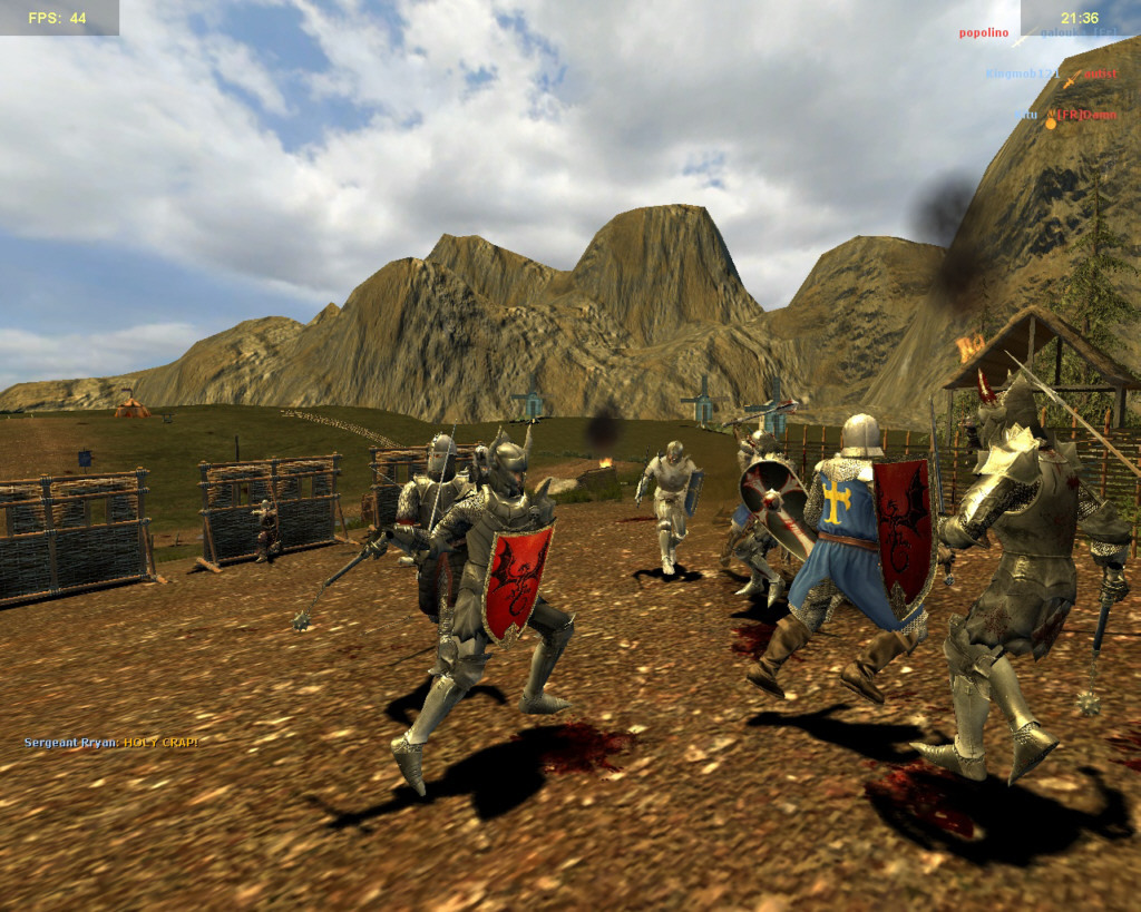 Скриншот Age of Chivalry (2007) PC