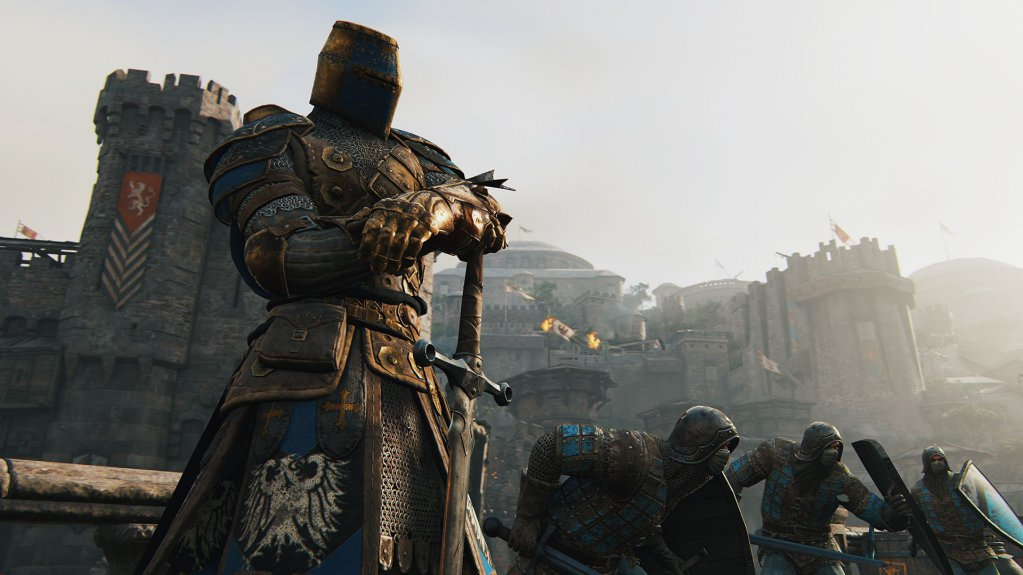 Скриншот For Honor (2017) РС