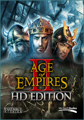 Age of Empires 2 HD: The Forgotten (2013) РС