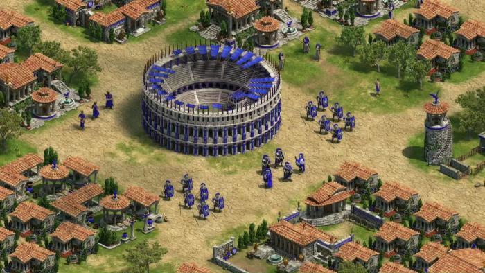 Скриншот Age of Empires 4 (2018) РС