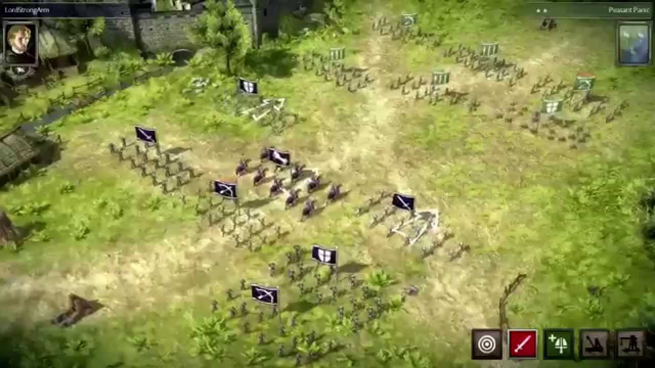 Скриншот Total War Battles: Kingdom (2018) РС