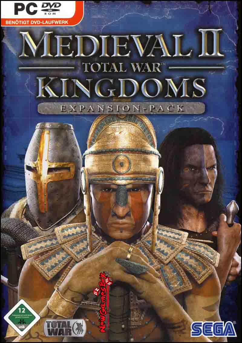 Medieval II: Total War: Kingdoms (2008) PC