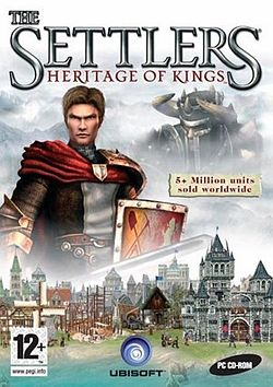 The Settlers: Heritage of Kings (2005) PC