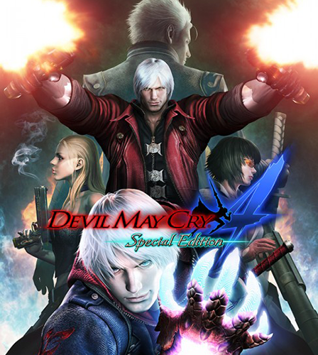 Devil May Cry 4 (2008) PC