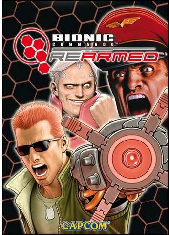 Bionic Commando Rearmed (2008) PC