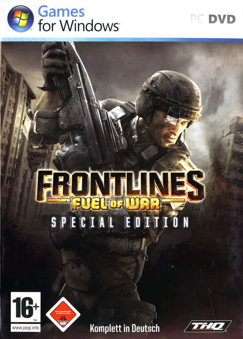 Frontlines: Fuel of War (2008) PC