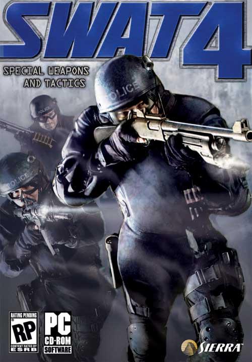 SWAT 4 (2005) PC