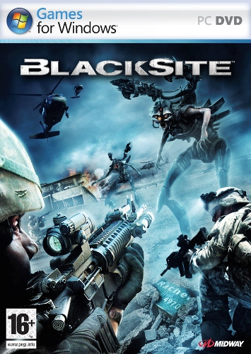 BlackSite Area 51 (2007) PC