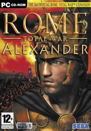 Rome: Total War: Alexander (2006) РС