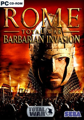 Rome: Total War: Barbarian Invasion (2006) РС