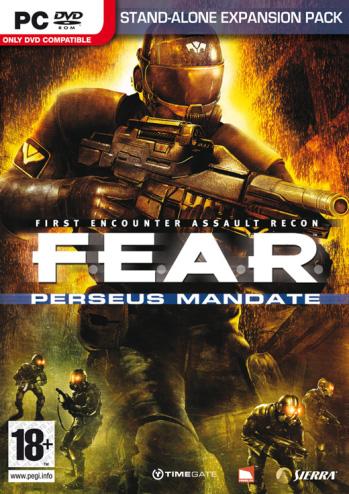 F.E.A.R. Perseus Mandate (2007) PC