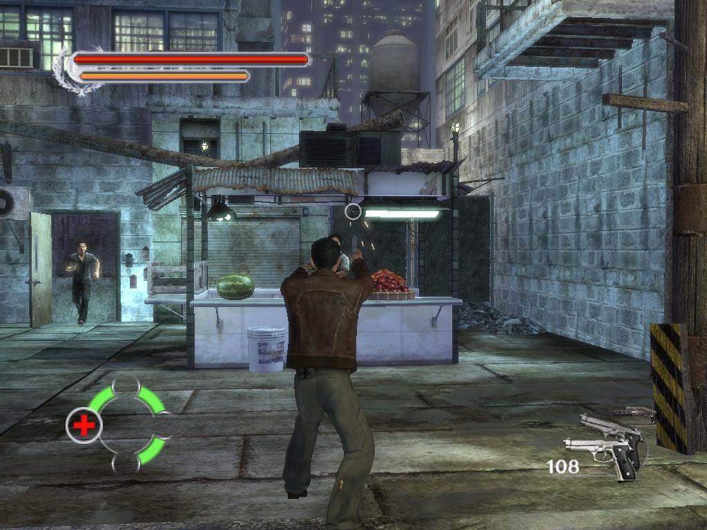 Скриншот Stranglehold (2007) РС