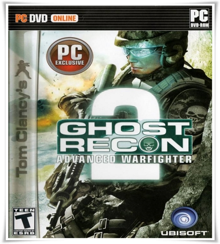 Tom Clancy's Ghost Recon: Advanced Warfighter 2 (2007) PC