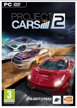 Project CARS 2: Deluxe Edition  (2017) PC