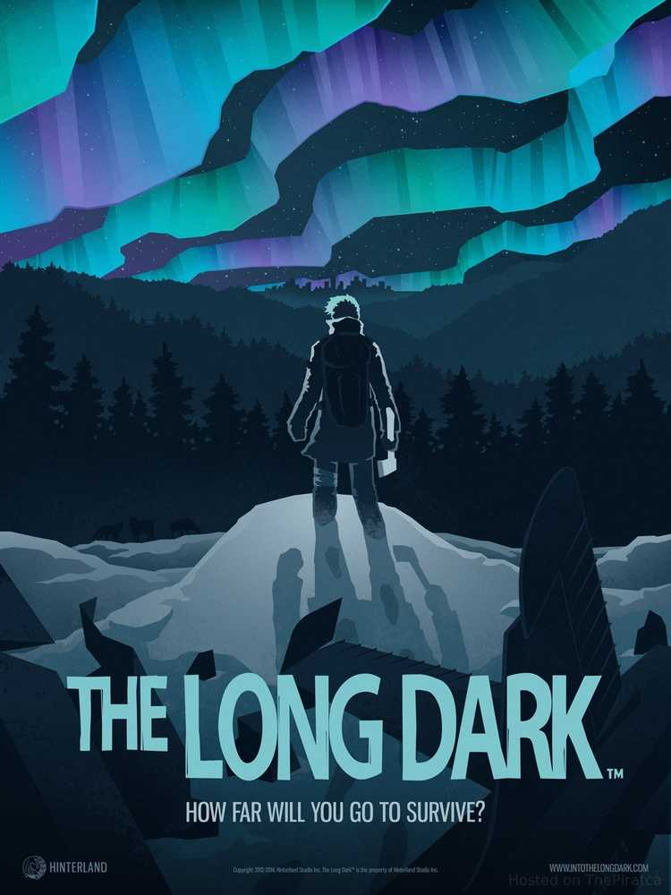 The Long Dark (2017) PC