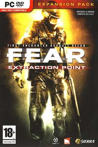 F.E.A.R. Extraction Point (2005) PC
