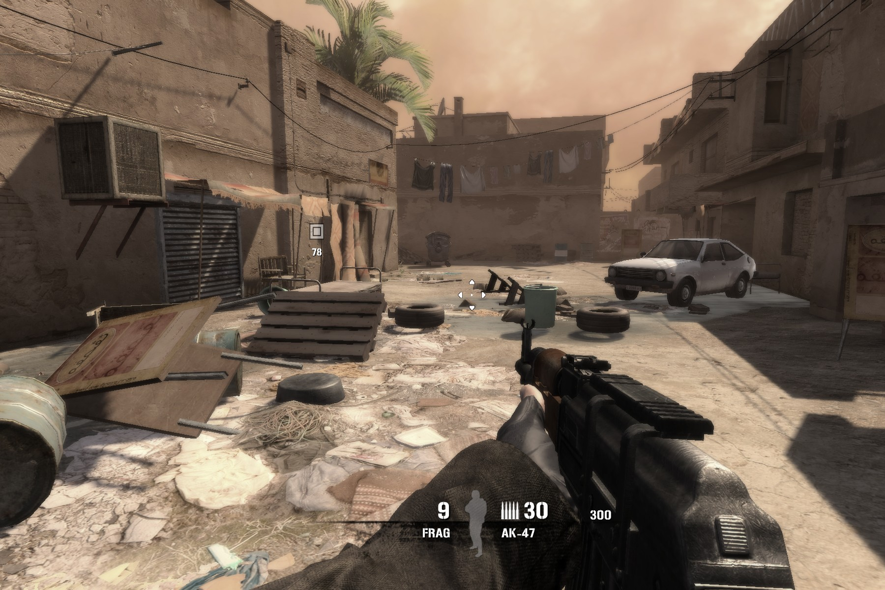 Скриншот Soldier of Fortune: Payback (2008) PC